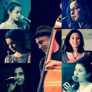 La Màgia de la Veu & Jazz Ensemble: August concerts