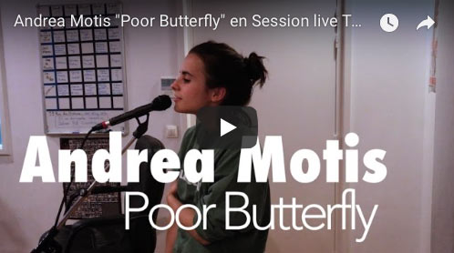 "Andrea Motis ""Poor Butterfly"" en Session live TSFJAZZ"