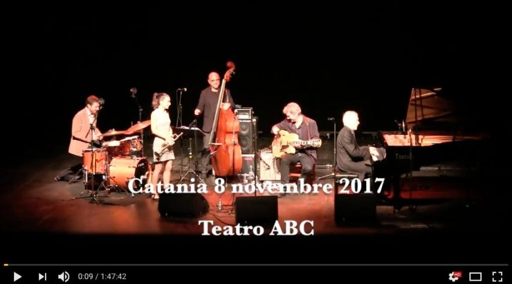 Andrea Motis & Joan Chamorro Quartet at Catania Jazz